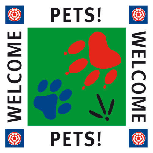 Pets Welcome Logo